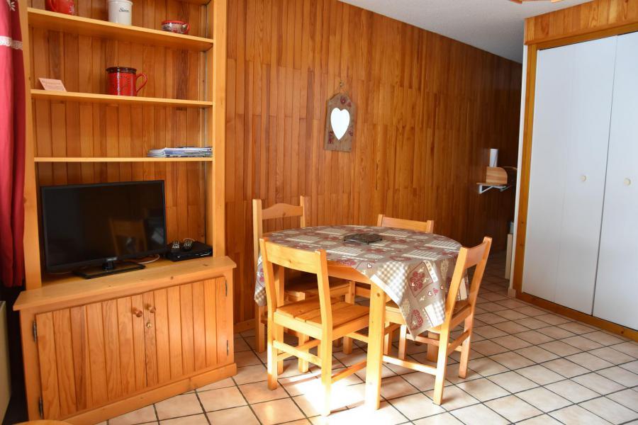 Wakacje w górach Apartament 3 pokojowy 6 osób (23) - Résidence les Hameaux de la Vanoise - Pralognan-la-Vanoise - Stołem