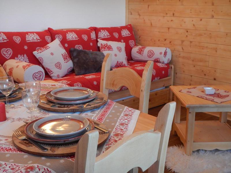 Vacaciones en montaña Estudio para 3 personas (255) - Résidence les Hameaux I - La Plagne