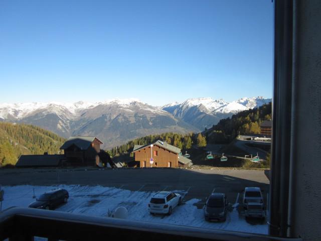 Vacaciones en montaña Apartamento cabina 2 piezas para 6 personas (201-203) - Résidence les Hameaux I - La Plagne