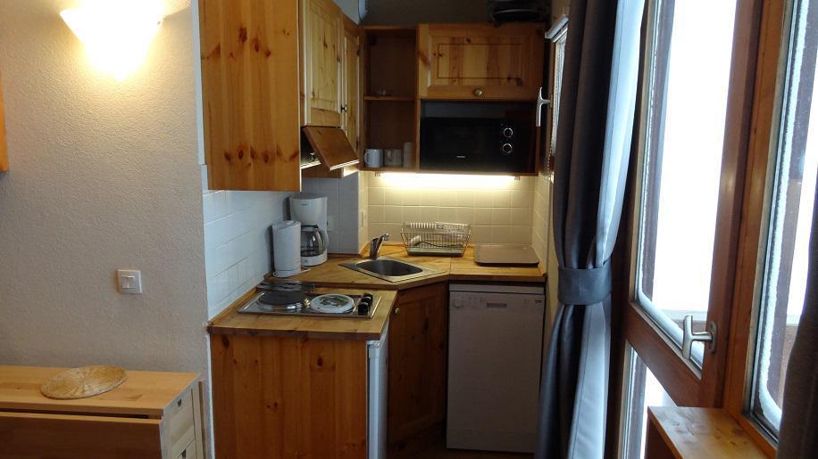 Vacaciones en montaña Estudio para 3 personas (213) - Résidence les Hameaux I - La Plagne