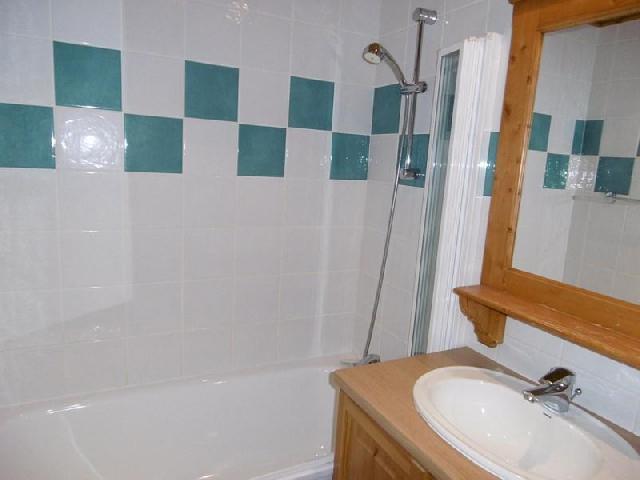 Vacances en montagne Studio 3 personnes (213) - Résidence les Hameaux I - La Plagne - Salle de bains