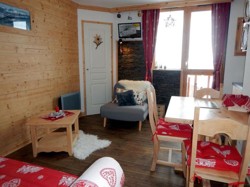 Vacances en montagne Studio 3 personnes (255) - Résidence les Hameaux I - La Plagne - Logement