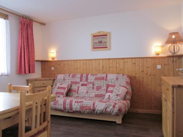 Vacances en montagne Appartement 2 pièces 5 personnes (24) - Résidence les Hameaux II - La Plagne - Logement