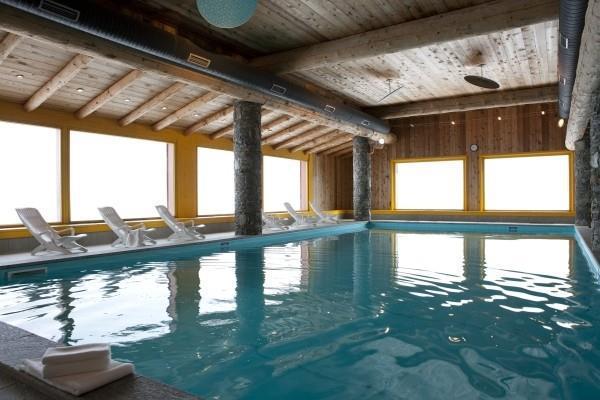 Vacances en montagne Appartement 3 pièces 6 personnes (25A) - Résidence les Hauts Bois - La Plagne
