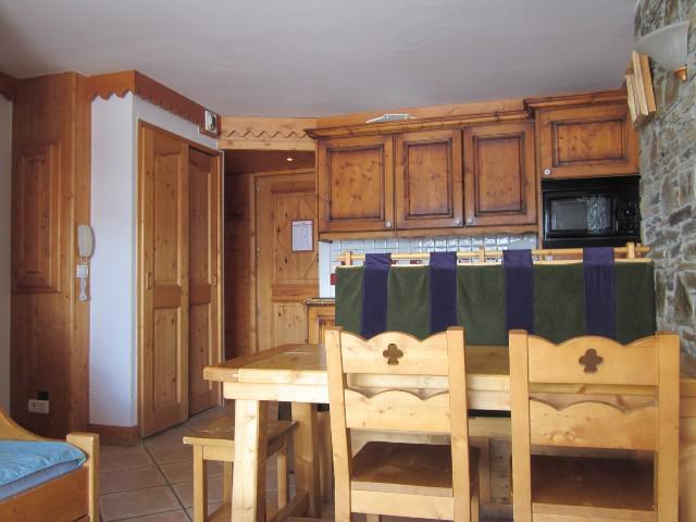 Vacances en montagne Appartement 3 pièces 6 personnes (25A) - Résidence les Hauts Bois - La Plagne - Cuisine