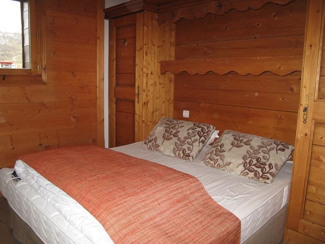 Vacances en montagne Appartement 3 pièces 6 personnes (A24) - Résidence les Hauts Bois - La Plagne - Chambre