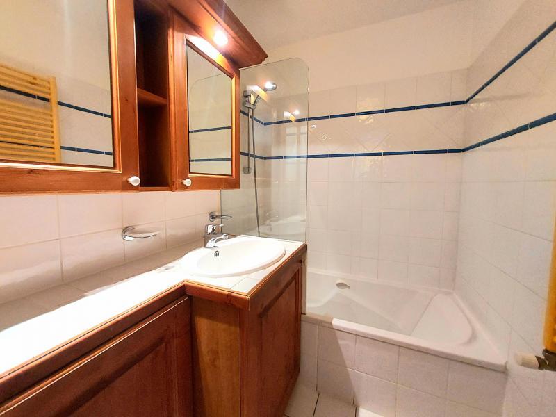 Vacances en montagne Appartement 3 pièces 6 personnes (A38) - Résidence les Hauts Bois - La Plagne - Salle de bains