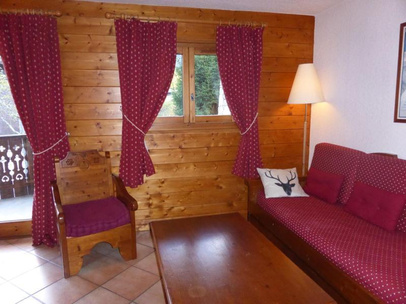 Urlaub in den Bergen 2-Zimmer-Appartment für 4 Personen (Berard 04) - Résidence les Hauts de Chavants - Les Houches - Unterkunft