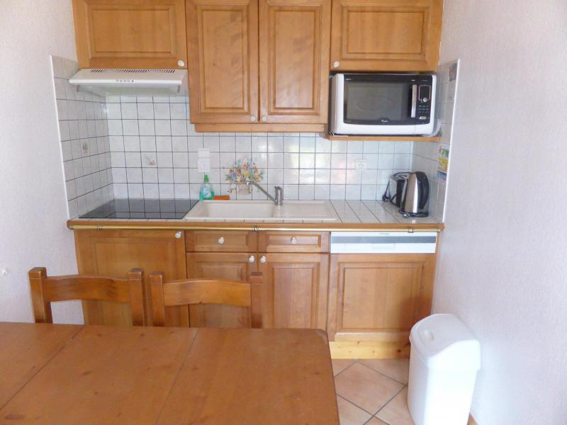 Urlaub in den Bergen 2-Zimmer-Appartment für 6 Personen (Vallot 6) - Résidence les Hauts de Chavants - Les Houches