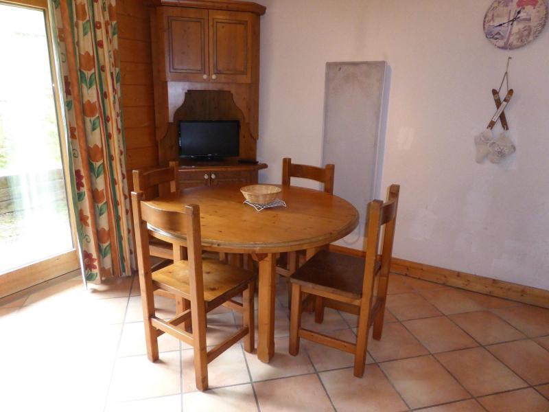 Urlaub in den Bergen 2-Zimmer-Appartment für 4 Personen (Berard 12) - Résidence les Hauts de Chavants - Les Houches