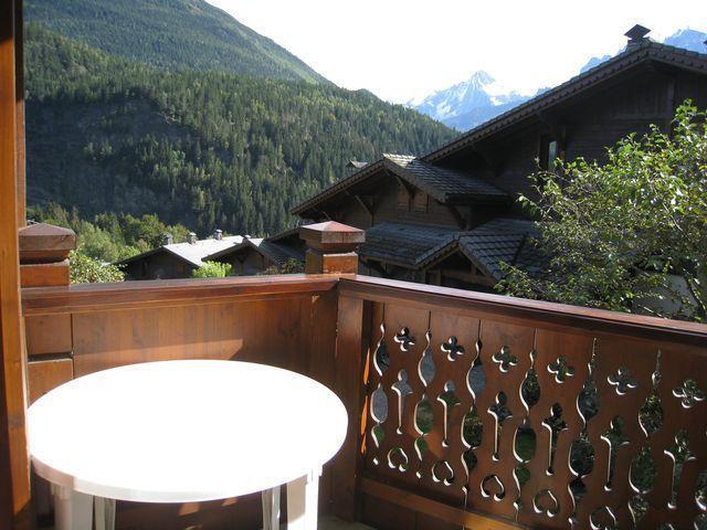 Urlaub in den Bergen 2-Zimmer-Appartment für 4 Personen (Berard 04) - Résidence les Hauts de Chavants - Les Houches