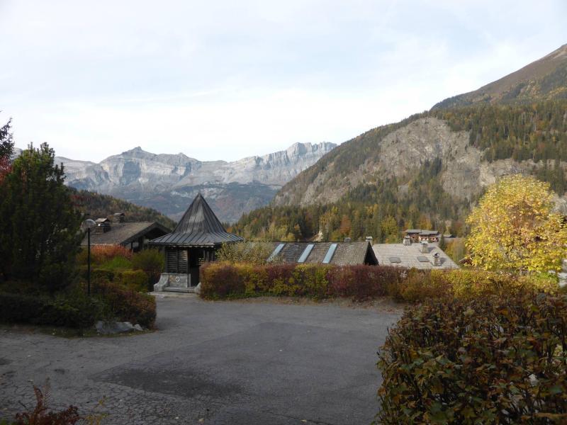 Urlaub in den Bergen 2-Zimmer-Appartment für 6 Personen (Bellachat 01) - Résidence les Hauts de Chavants - Les Houches