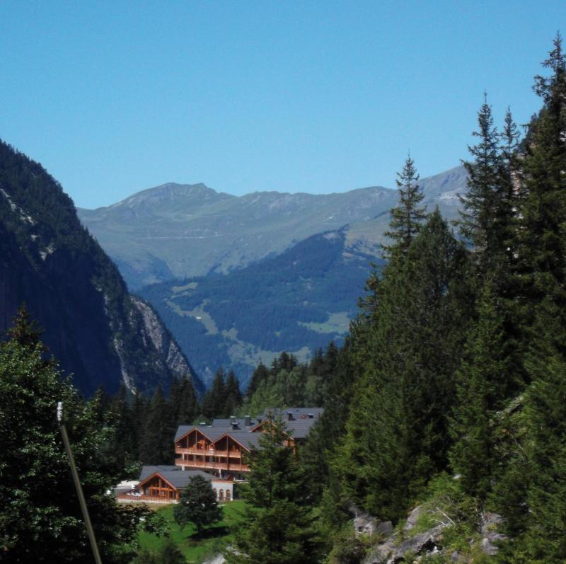 Vacaciones en montaña Résidence les Hauts de la Vanoise - Pralognan-la-Vanoise - Verano
