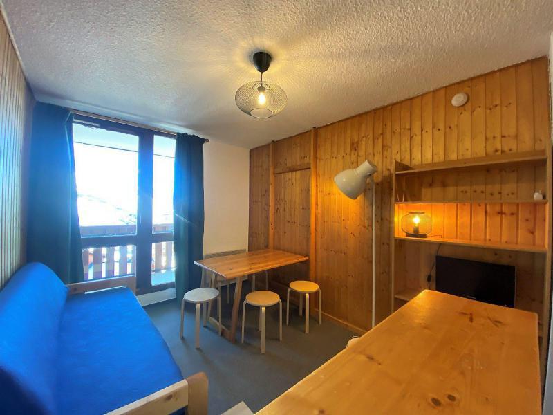 Holiday in mountain resort Studio 2 people (603) - Résidence les Hauts de la Vanoise - Val Thorens