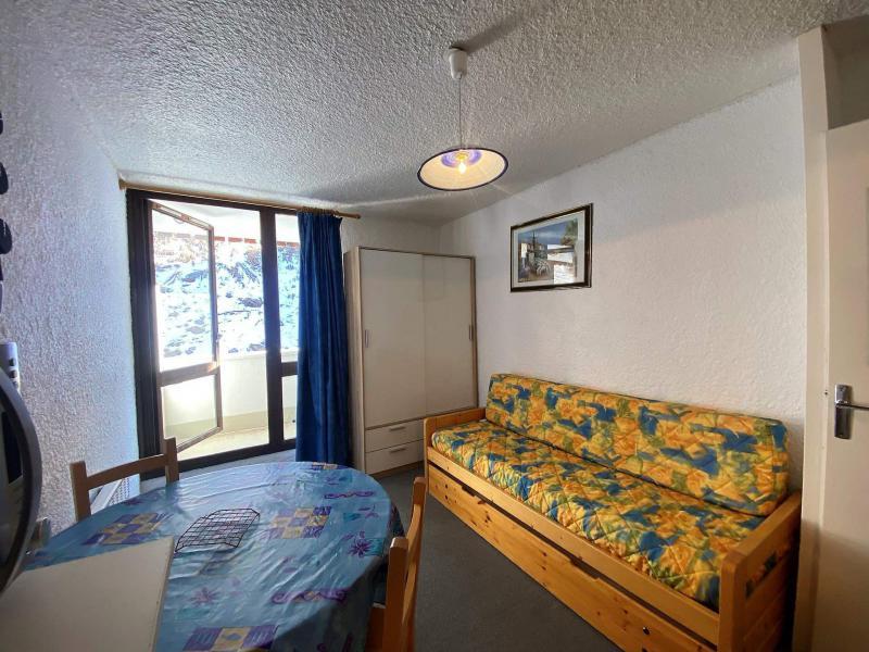 Holiday in mountain resort Studio 2 people (213) - Résidence les Hauts de la Vanoise - Val Thorens