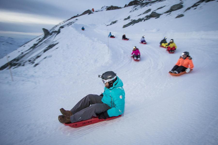 Holiday in mountain resort Résidence les Hauts de la Vanoise - Val Thorens