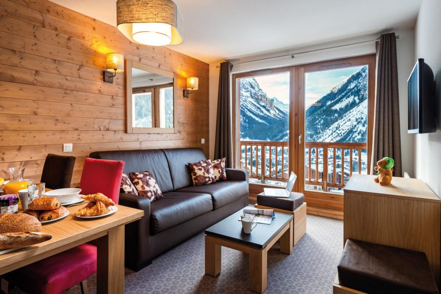 Vacaciones en montaña Résidence les Hauts de la Vanoise - Pralognan-la-Vanoise - Estancia