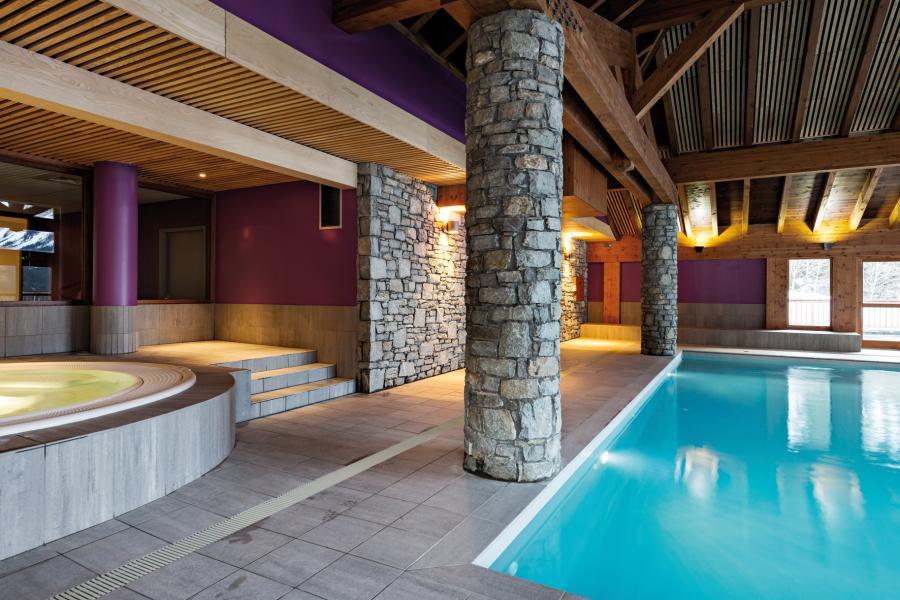 Vacaciones en montaña Résidence les Hauts de la Vanoise - Pralognan-la-Vanoise - Jacuzzi