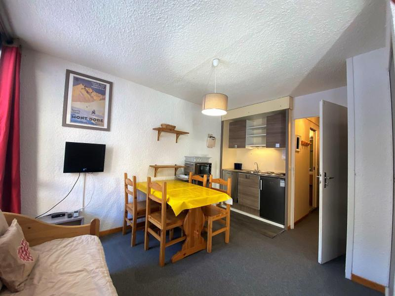 Holiday in mountain resort Studio 4 people (314) - Résidence les Hauts de la Vanoise - Val Thorens - Accommodation