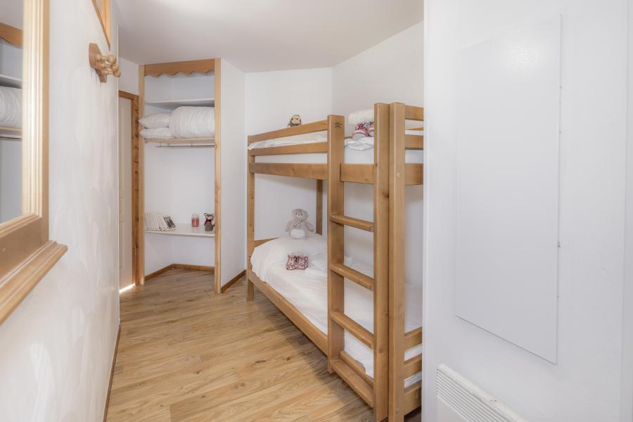 Каникулы в горах Résidence les Hauts de Préclaux - Les Orres - Двухъярусные кровати