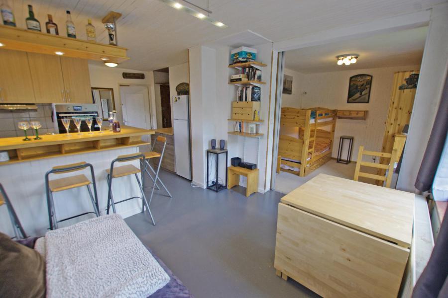 Wakacje w górach Apartament 3 pokojowy 6 osób (25 CL) - Résidence les Hauts de Tovière B - Tignes - Pokój gościnny