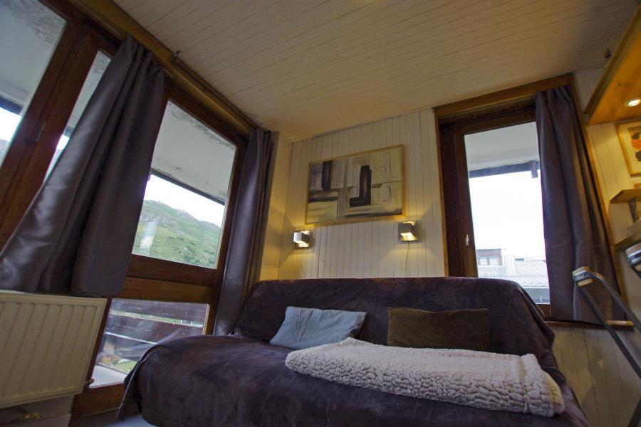 Wakacje w górach Apartament 3 pokojowy 6 osób (25 CL) - Résidence les Hauts de Tovière B - Tignes - Sofą