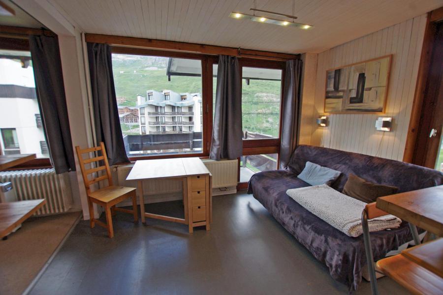 Wakacje w górach Apartament 3 pokojowy 6 osób (25 CL) - Résidence les Hauts de Tovière B - Tignes - Stołem
