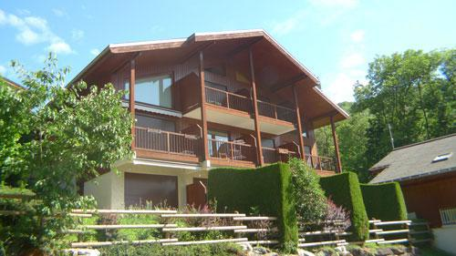 Vacaciones en montaña Estudio mezzanine para 6 personas (3P11) - Résidence les Hauts de Trainant - Samoëns