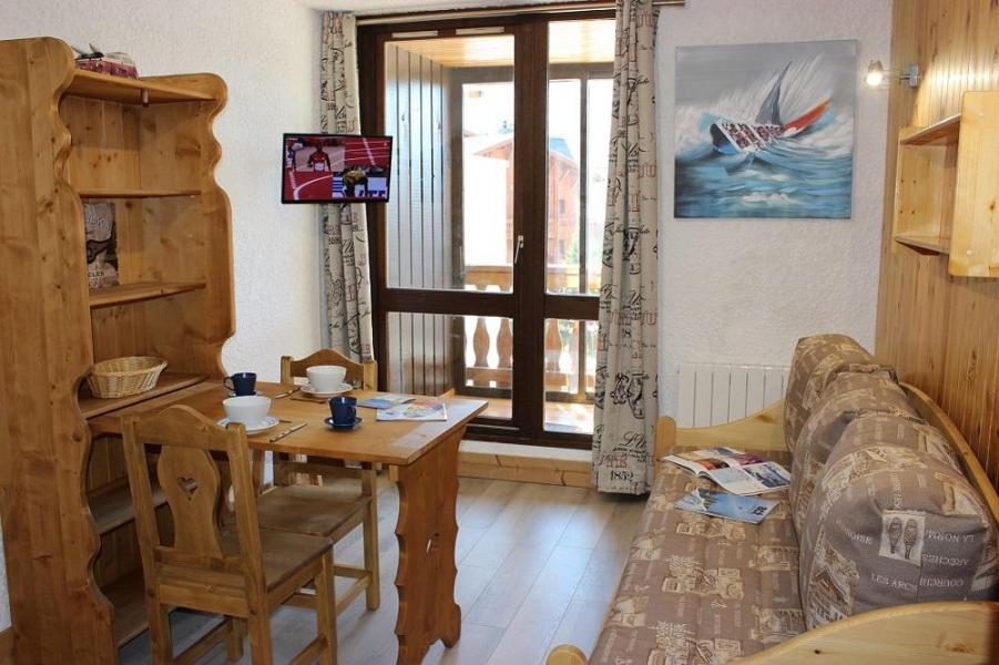Vacances en montagne Studio 2 personnes (101) - Résidence les Hauts de Vanoise - Val Thorens