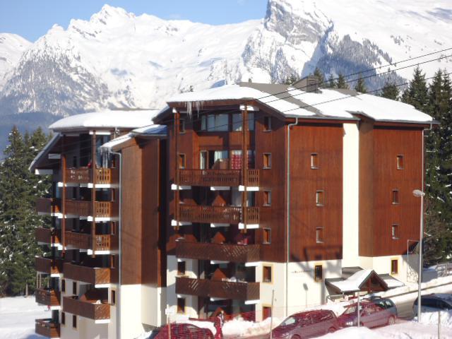 Vacaciones en montaña Résidence les Hauts des Esserts - Morillon