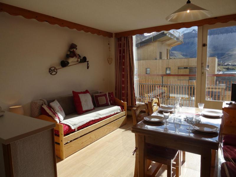 Vacances en montagne Studio cabine 4 personnes (1) - Résidence les Hauts Lieux - Tignes