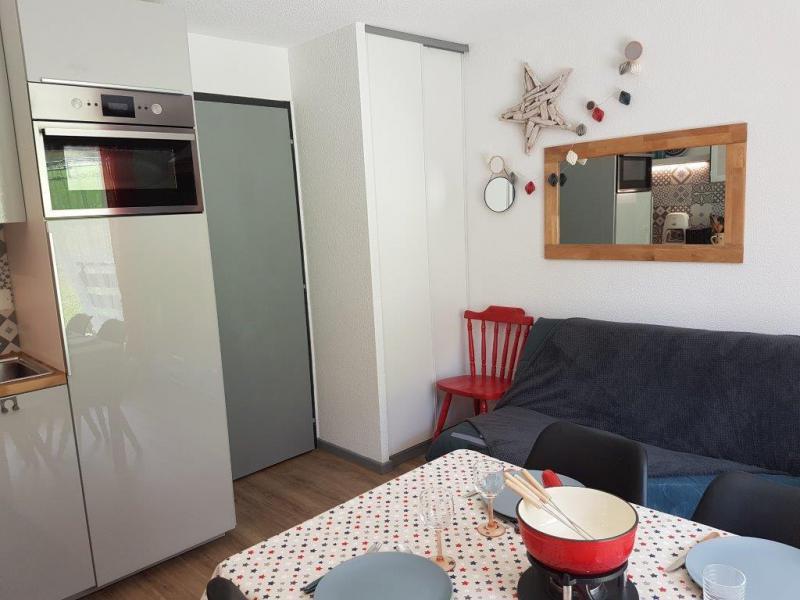 Vacaciones en montaña Apartamento 2 piezas para 5 personas (IRI006) - Résidence les Iris - Châtel - Alojamiento