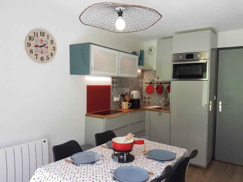 Vacaciones en montaña Apartamento 2 piezas para 5 personas (IRI006) - Résidence les Iris - Châtel - Estancia