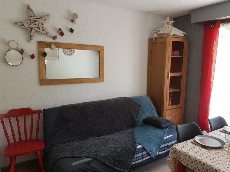 Vacaciones en montaña Apartamento 2 piezas para 5 personas (IRI006) - Résidence les Iris - Châtel - Sofá-cama