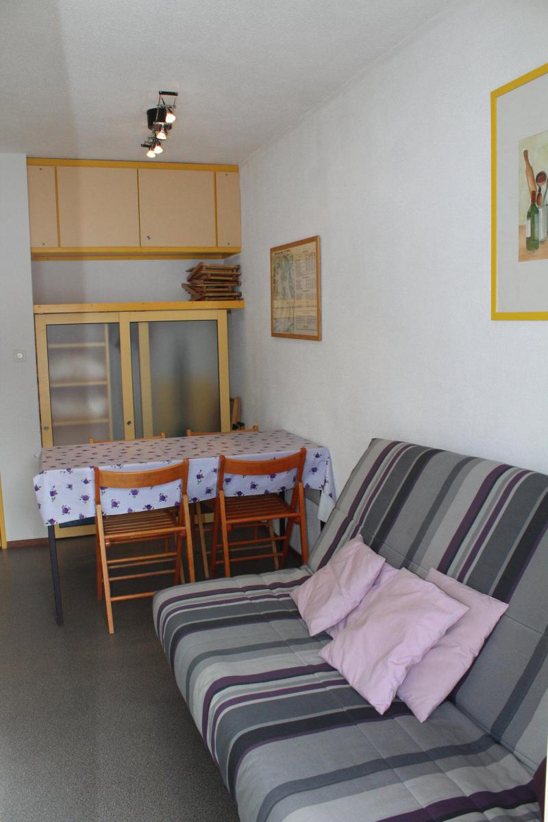 Holiday in mountain resort 2 room apartment 5 people (IS0529X) - Résidence les Issarts  - Superdévoluy - Double bed