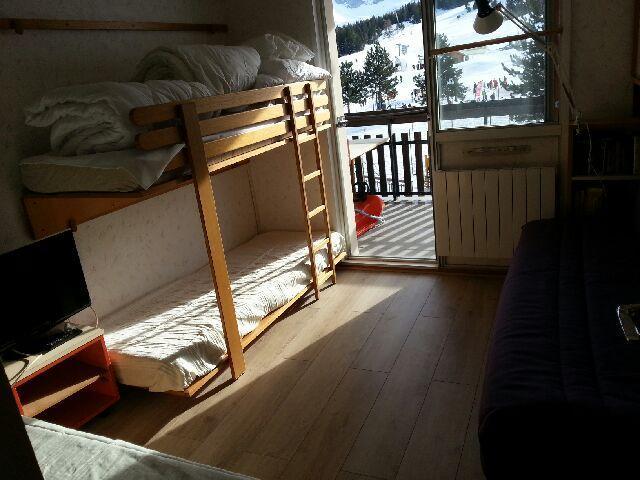 Vacaciones en montaña Apartamento 2 piezas para 8 personas (IS0212X) - Résidence les Issarts  - Superdévoluy