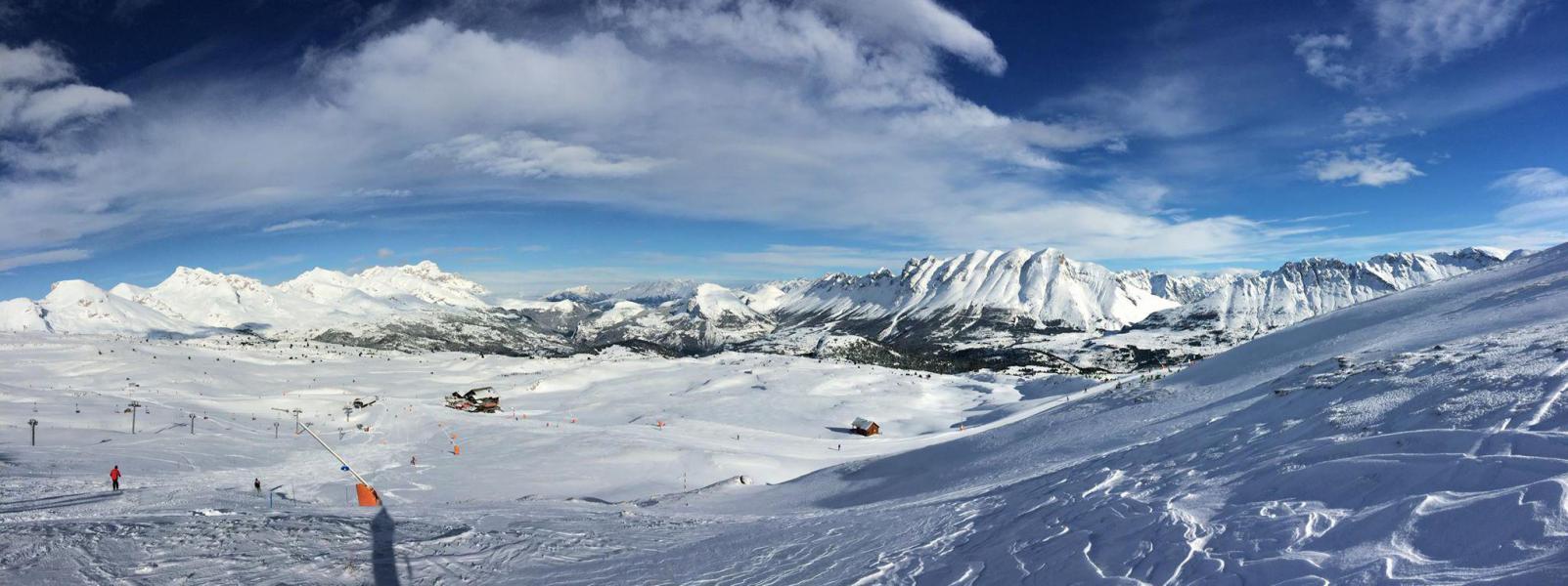 Vacaciones en montaña Résidence les Issarts  - Superdévoluy