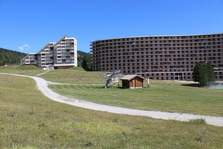 Location au ski Résidence les Issarts  - Superdévoluy - Extérieur été