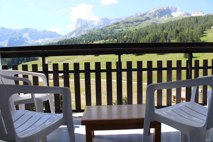 Vacaciones en montaña Apartamento 2 piezas para 5 personas (IS0913X) - Résidence les Issarts  - Superdévoluy