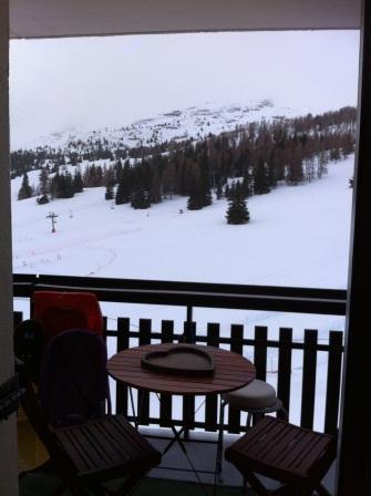 Vacaciones en montaña Apartamento 2 piezas para 4 personas (IS1031X) - Résidence les Issarts  - Superdévoluy