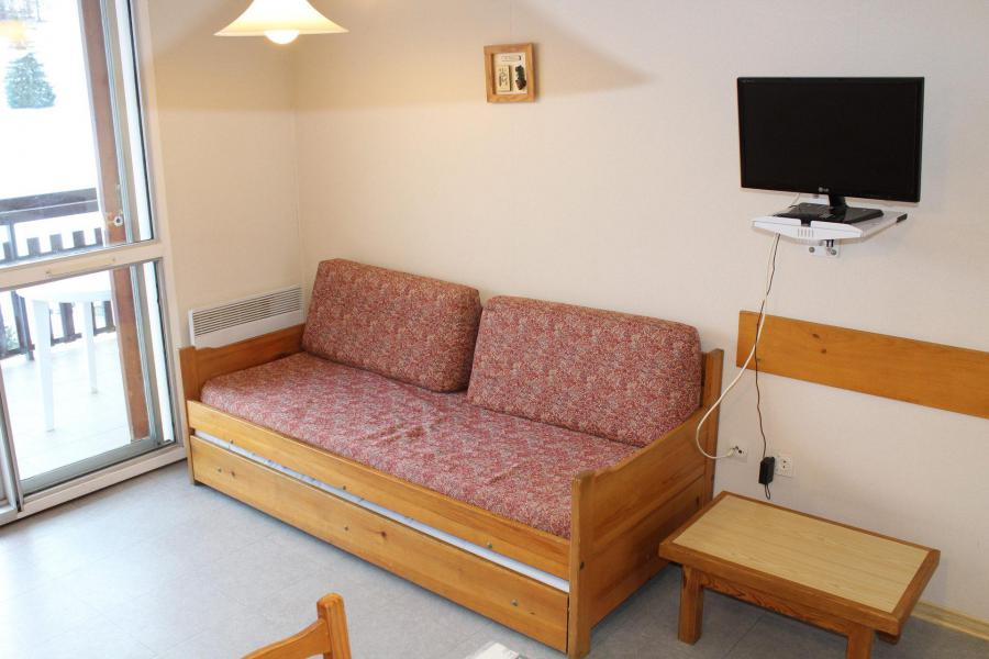Vacaciones en montaña Apartamento 2 piezas para 5 personas (IS0907X) - Résidence les Issarts  - Superdévoluy