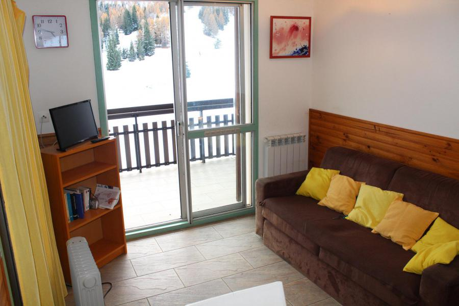 Vacaciones en montaña Apartamento 2 piezas para 5 personas (IS1201X) - Résidence les Issarts  - Superdévoluy
