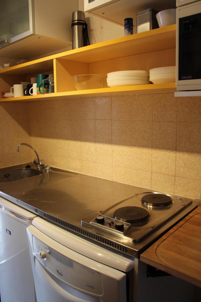 Vacaciones en montaña Apartamento 2 piezas para 5 personas (IS0529X) - Résidence les Issarts  - Superdévoluy