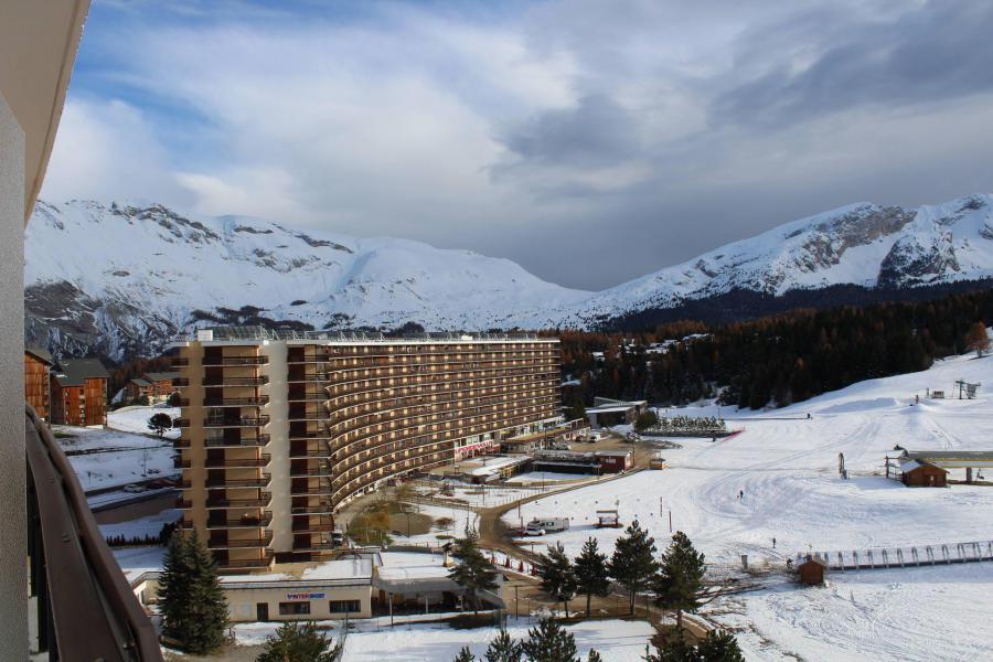 Vacaciones en montaña Apartamento 2 piezas para 5 personas (IS1226X) - Résidence les Issarts  - Superdévoluy