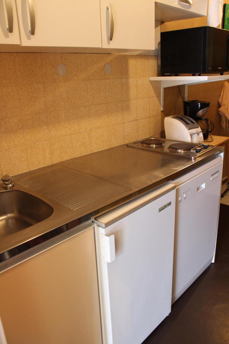 Vacaciones en montaña Apartamento 2 piezas para 5 personas (IS1227X) - Résidence les Issarts  - Superdévoluy