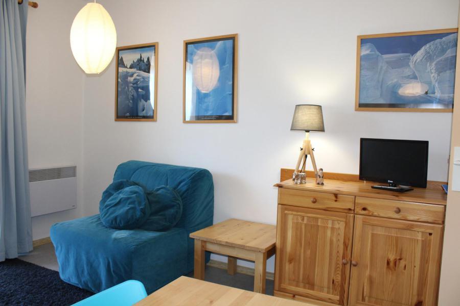 Wakacje w górach Apartament 2 pokojowy 5 osób (IS0626X) - Résidence les Issarts  - Superdévoluy - Stołem