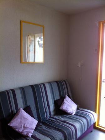 Vacaciones en montaña Apartamento 2 piezas para 5 personas (IS0529X) - Résidence les Issarts  - Superdévoluy - Sofá-cama