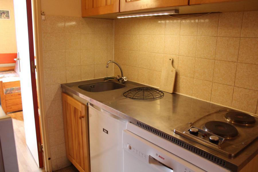 Vacaciones en montaña Apartamento 2 piezas para 5 personas (IS0608X) - Résidence les Issarts  - Superdévoluy - Balcón