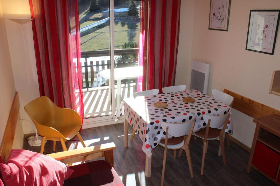 Vacaciones en montaña Apartamento 2 piezas para 5 personas (IS0705X) - Résidence les Issarts  - Superdévoluy - Camas superpuestas