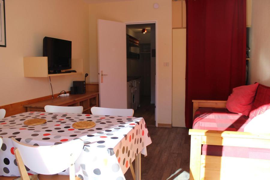 Vacaciones en montaña Apartamento 2 piezas para 5 personas (IS0705X) - Résidence les Issarts  - Superdévoluy - Sofá-cama